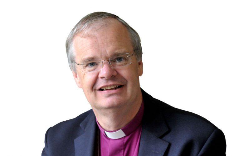 The Bishop of Bedford Richard Atkinson